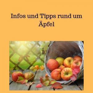 Infos und Tipps rund um Äpfel